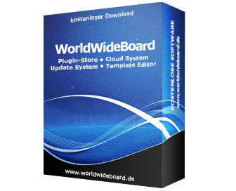 WorldWideBoard Calypso - Paket